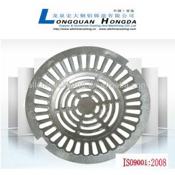 low pressure die casting aluminum gas grill