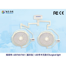Hospital LED operating lamp