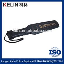 Detector de metais portátil da varredura segura do varredor do corpo da segurança do aeroporto detector à mão