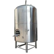 10000L 100HL high quality SUS304 pressured  glycol jacket cylindral beer brite tank for sale