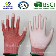18g Cut Resistant Safety Work Glove with PU Coated