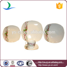 Hot sale ceramic wholesale dinner set