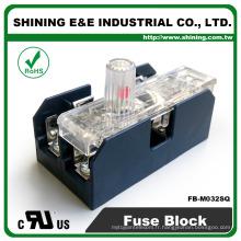 FB-M032SQ UL approuvé égal à Bussmann 2 pôles 30A titulaire de fusible en céramique