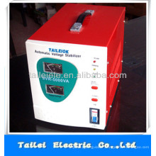 AVR 5000W AC full automatic home electrical voltage stabilizer