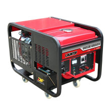 10kw Open frame new design gasoline household generators with twin cylinder engine