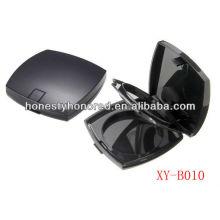 Venda quente pó compacto compacto / caso de pó pressionado