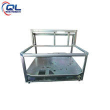 High Quality SPCC Sheet Metal Parts for Frame