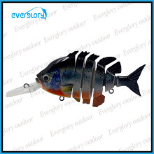 New Style Multi Section Fishing Lure in Different Color
