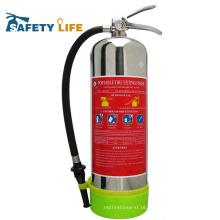 Preço de fábrica extintor de incêndio dcp dn65 latão válvula de segurança hidrante para combate a incêndio