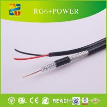 75ohm RG6 RF HDMI para cabo de vídeo composto coaxial RG6