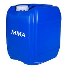 80-62-6 MMA 99.9% Industrial grade Methyl Methacrylate liquid for sale
