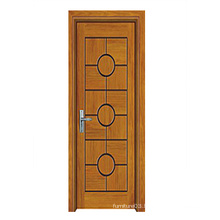 Hot Sale High Quality Wooden Door with Fashion Design (SW-803)