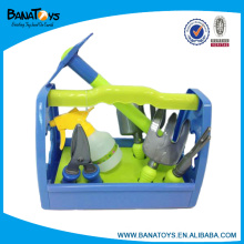Plastic kids garden tools sets