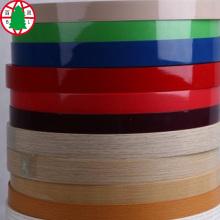 ПВХ кромкооблицовочный ленты для funiture запечатывания