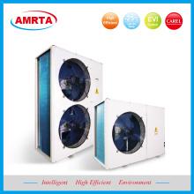 Niedrige Umgebungstemperatur Split System Air Wärmepumpe