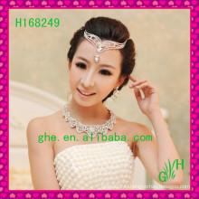 Новый горячий продавая bridal ювелирные изделия ювелирных изделий кроны ювелирных изделий диаманта Tiara