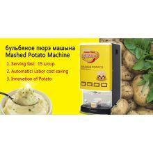 Machine à la purée de pommes de terre pour le service alimentaire