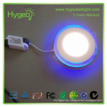 2015 new product 20w color changing led panel lights square /round very small led panel 3 year warranty