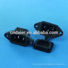 Cubierta de enchufe / Conector de enchufe de corriente CA / Tipo de cubierta de goma