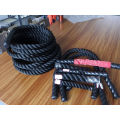 Corde de polyester cordes de combat corde de matériel de gymnastique