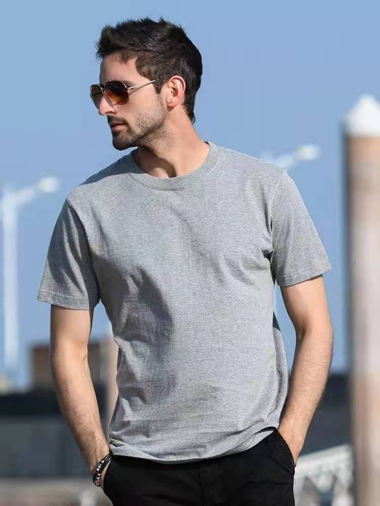 Men's 100% Cotton T-Shirt