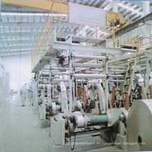 Caja de cartón Máquina de fabricación de tableros de papel