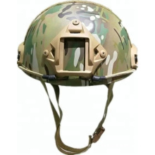 NIJ IIA Kevlar ballistic helmet with Test Report
