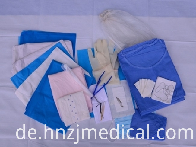 Single-use Obstetric Package