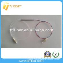High quality 1x2 FBT single window MM optical fiber splitter
