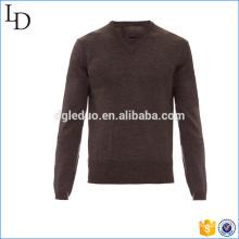Suéter de moda casual 2017 suéter de alta calidad del suéter de los hombres