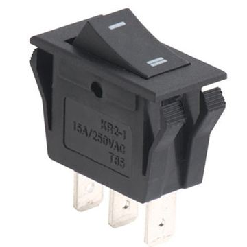 pada Rocker Switch Three Terminal