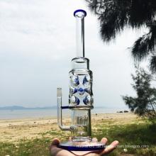 Neuestes erstaunliches kreatives Ankunfts-Glas-Rauchen-Wasser-Rohre (ES-GB-280)