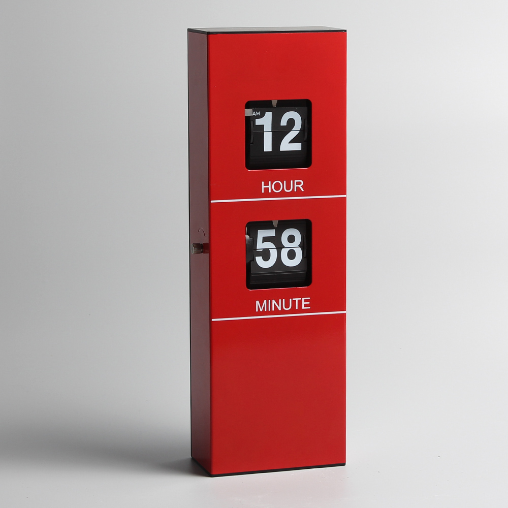 Mini Flip Mental Clock