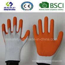 13G Foam Latex Coated Gardening Work Safety Gloves