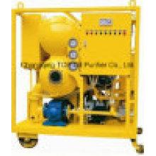 Zweistufiges Vakuum-Altern-Transformator-Öl-Reinigungs-Ausrüstung (ZYD)