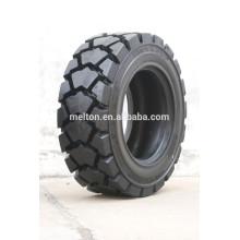 China venta caliente 10-16.5 12-16.5 neumático de dirección deslizante con llanta