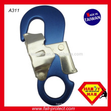 Colorful Aluminum Alloy Double Action Snap Hook