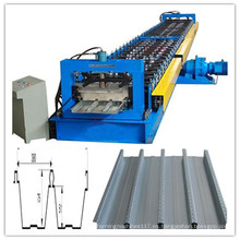 Máquina de formación de rollos de piso de cubierta certificada de Ce e ISO