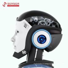 Enquête Robot de forme humaine