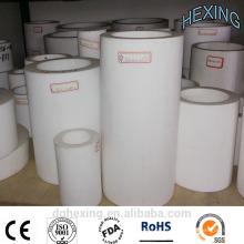 2014 tubo caliente del ptfe de la venta para la tela del aislamiento termal
