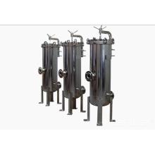 Caixa de filtro de cartucho de água 304 / 316L