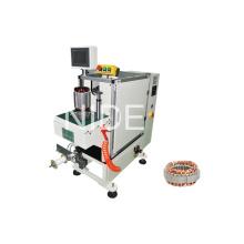 Fan Motor Stator Coil Slot Winding Lacing Machine
