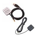 Receptor GPS Yetnorson y antena de transmisor para automóvil