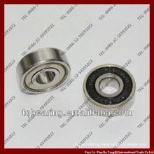 High performance turbocharger ball bearing