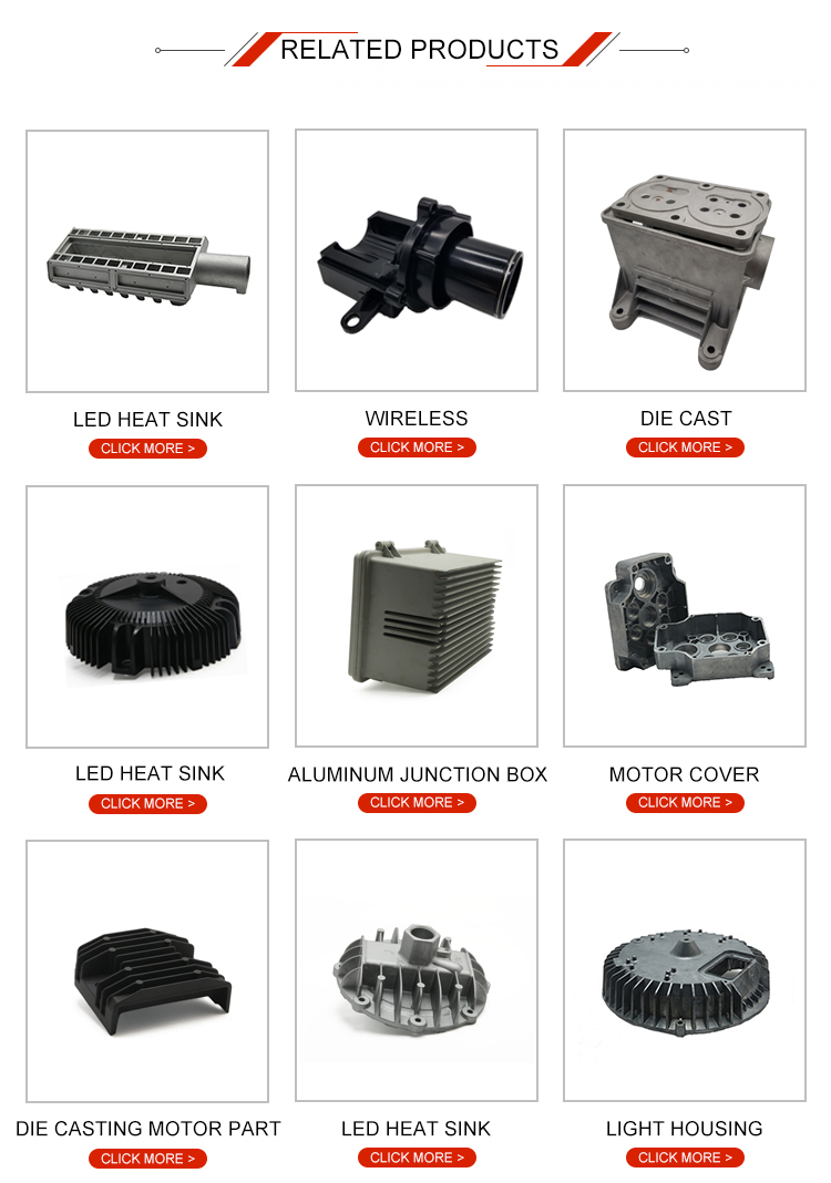 Wholesale molded precision cast forged alloy die-casting parts