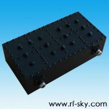 Low pass PIM Broadcast Cavity Filter FX-360-367-10-01