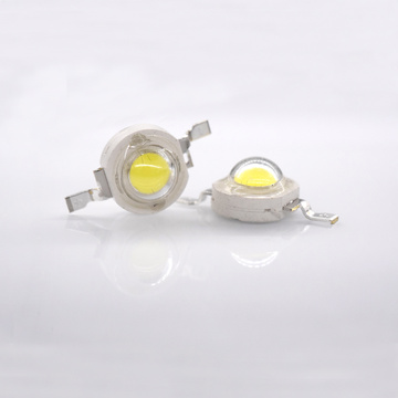 High Power White LED 6000K 3W 300lm 700mA