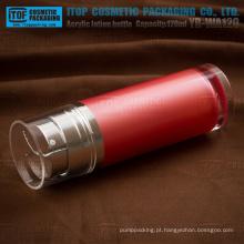 YB-WA120 120ml (60 ml x 2) boa qualidade grande capacidade dia e noite frasco grande tubo duplo cosmético acrílico da bomba loção