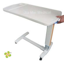 Gas Spring Over Bed Table For Hospital