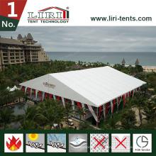 Große Luxus Hochzeit Hall Zelt mit Beleuchtung für 2000 Personen Hochzeiten